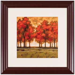 "Harvest Woods 30"" Square Wall Art   #J5943"