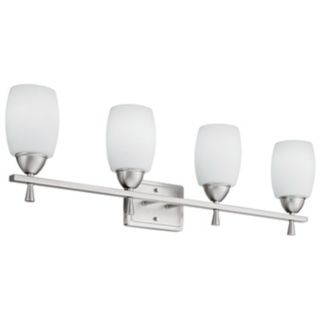 Ferros Collection ENERGY STAR Nickel Bathroom Fixture   #26954