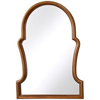 "Murray Feiss Cleo 40 1/4"" High Gold Wall Mirror   #X5747"