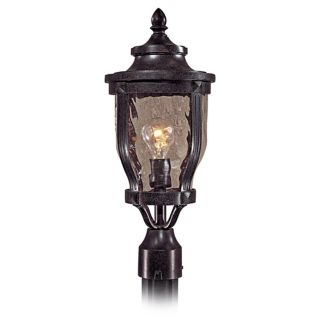 "Merrimack Collection 19 1/4"" High Post Mount Outdoor Light   #G3759"