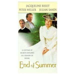 End of Summer Jacqueline Bisset Peter Weller VHS