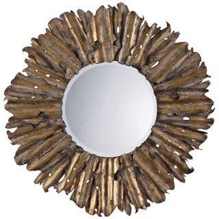 """Uttermost Elegans Round 43"""" Wide Wall Mirror   #R5649"""