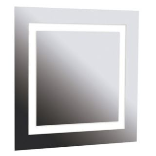"Destiny 25 3/4"" Square 2 Light Vanity Mirror   #K5768"