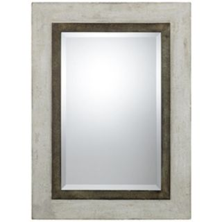 "Uttermost Idalia 27 3/4"" Wide Rectangular Wall Mirror   #V3862"