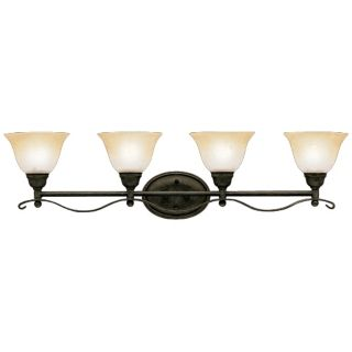 "Pomeroy Collection 33"" Wide Bathroom Light Fixture   #25688"