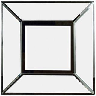"""Infinite Vista 30"""" Square Wall Mirror   #T5035"""