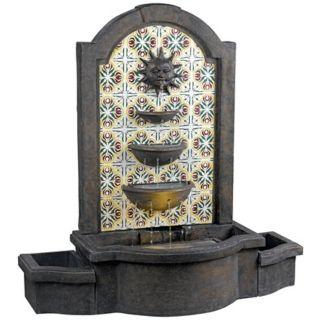 Kenroy Home Cascada Lighted Floor Fountain   #J3078