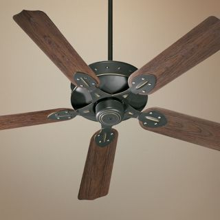 "52"" Quorum Hudson Old World Patio Ceiling Fan   #36854"