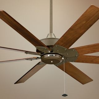"63"" Levon Energy Star Ceiling Fan In Oil Rubbed Bronze   #K8322"