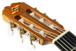 Admira Juanita EC Classical Acoustic Electric Cutaway Guitar Made in
