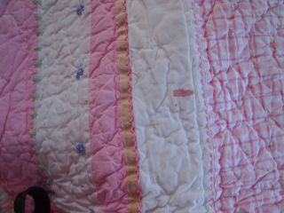 Pottery Barn Kids Juliana Twin Reversible Quilt Sham