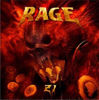 21 CD 2012 Helloween Gamma Ray Iron Maiden Judas Priest Style
