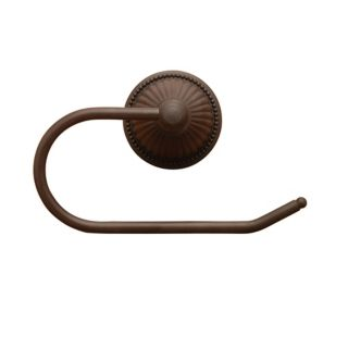 Oil Rubbed Bronze Finish Euro Style Toilet Paper Holder   #07510