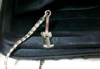 Judith Leiber Elegant Black Silk Clutch
