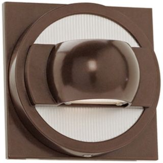 ZYZX Bronze Finish Energy Efficient LED Outdoor Wall Light   #H0073
