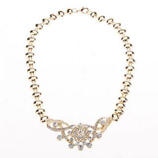 EUR € 9.70   Vergulde Zonnebloem White Diamond Necklace Earring ring