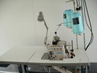 Juki MO 6914s Double Needle Indusrial Sewing Machine