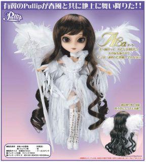 jun Planning Pullip White Angel Wing Ala Doll F 588★