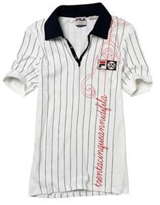 Fila Vintage Borg 35th Anniv Edition Polo Shirt New