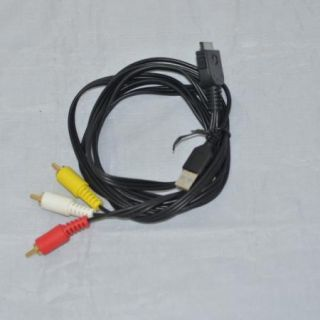 New JVC KS U30 USB Audio Video Interface Cable for iPod iPhone 3 3GS 4