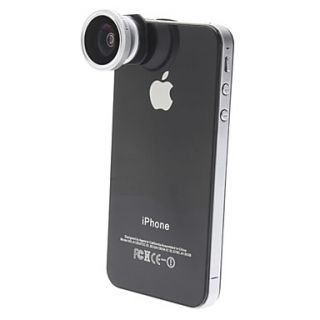 180 Degree Fish Eye Lens for iPhone 4, iPhone 5, and the New iPad