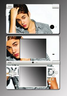 Justin Bieber Boyfriend Never Say Game Vinyl Skin Cover #30 for