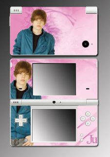 Justin Bieber Baby My World Game Skin 18 Nintendo DSi