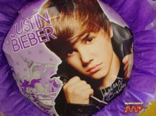 Pinata Justin Bieber Star Shape Hold Candy Hand Crafted