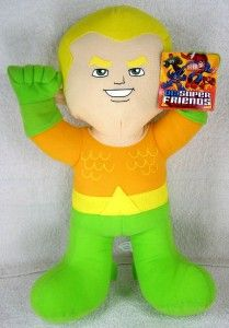 DC Super Friends Aquaman as A Child Large Plush Doll