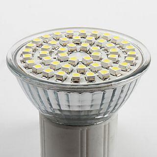 e14 3w 48x3528 SMD 120 150LM bianco naturale punto lampadina led (230v