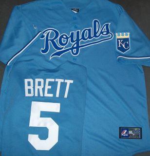 Kansas City Royals George Brett Jersey by Majestic