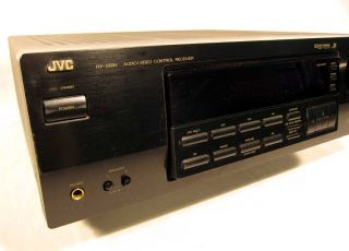 JVC RX 558V Home Theater Audio Video Control Receiver 5 1 Surround