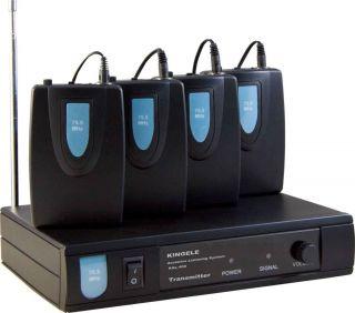 Kingele Wireless Assistive Listening System Kal 400