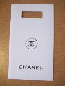Mademoiselle Purse Bag Karl Lagerfeld Postcards Poster Blake Lively