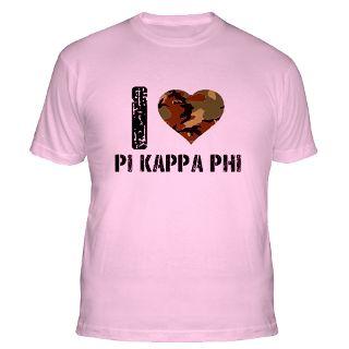 Love Pi Kappa Phi Gifts & Merchandise  I Love Pi Kappa Phi Gift