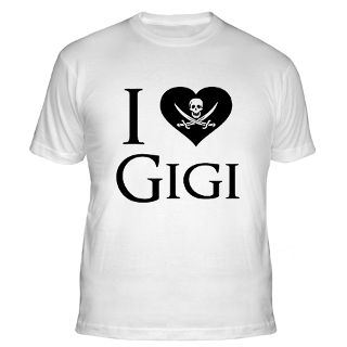Love Gigi T Shirts  I Love Gigi Shirts & Tees
