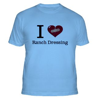 Love Ranch Dressing Gifts & Merchandise  I Love Ranch Dressing Gift