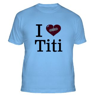 Love Titi Gifts & Merchandise  I Love Titi Gift Ideas  Unique