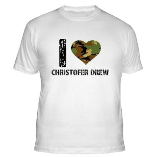 Love Christofer Drew Gifts & Merchandise  I Love Christofer Drew