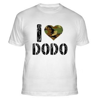 Love Dodo Gifts & Merchandise  I Love Dodo Gift Ideas  Unique