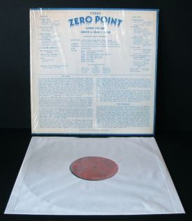 Kashmere Stage Band Zero Point LP 1972 Kram Original Jazz Funk RARE