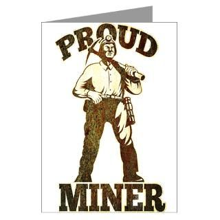 Coal Miner Greeting Cards  Buy Coal Miner Cards