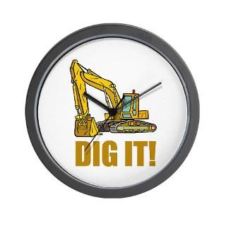 Construction Equipment Clock  Buy Construction Equipment Clocks