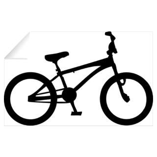 Wall Art  Wall Decals  bmx bike bicycle Wall Decal