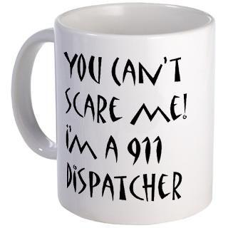 Police Dispatcher Mugs  Buy Police Dispatcher Coffee Mugs Online