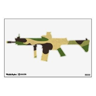Camo Wall Decals, Camo Wall Stickers for any Room