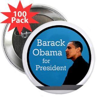 Barack Obama Big Button Activist Pack  Barack Obama 2008 Campaign