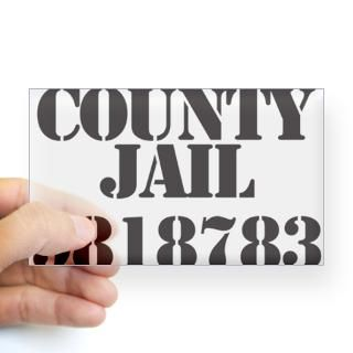 Prison Number Stickers  Car Bumper Stickers, Decals