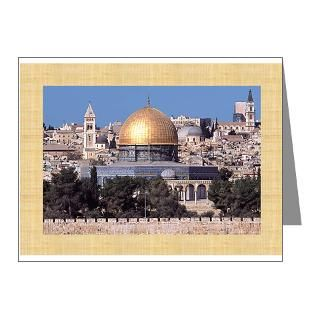 Aqsa Note Cards > Masjid Al Aqsa/Arabic Eid Note Cards (Pk of 20