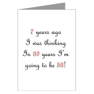 21 Gifts > 21 Greeting Cards > 21st Birthday Math Greeting Card